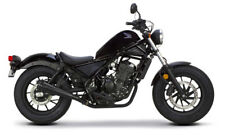 New listing Two Brothers Black Comp-S Slip On Exhaust - Honda 300 & 500 Rebel _005-4830499-B