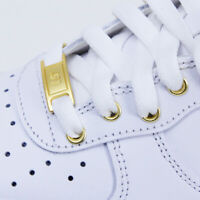 Nike Air Force 1 Low White with Metallic Gold