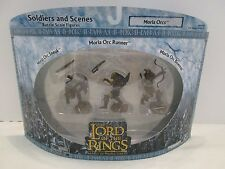 Lord of the Rings ~ Armies of Middle Earth ~Moria Orcs ~ NEW