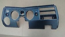1969 69 Chevy Chevelle Dash instrument cluster panel bezel assembly with A/C