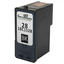 Lexmark Remanufactured 18C1528 (#28) Black Ink Cartridge