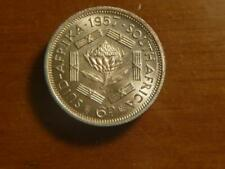 1957/7 South Africa Re-Punched Date.Sku# 19291