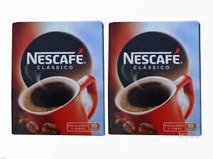 Instant Coffee Nescafe Aroma Flavor 2X box Total 20 sachets -  2g each Nestlé