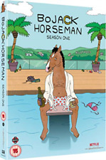 Bojack Horseman Season Two DVD NEW