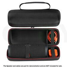 Portable Carry Case Pouch Bag For JBL Charge 3 Charge3 Extra Space For Cables