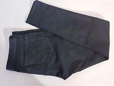 J Brand señora elásticos-jeans brigada talla 30 negros camoflage look como nuevo