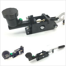 Black Racing Autos Hydraulic E-Brake Lever Handbrake Gear With Oil Tank 0.75Bar