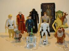 x10 Brand New Pro Action Figure Stands for 1977-1985 Vintage Star Wars figures