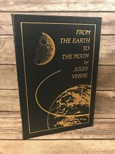 From The Earth to The Moon by Jules Verne Easton Press Science Fiction Classic