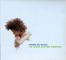 Rosalia de Souza, Ro - Brasil Precisa Balancar [New CD]