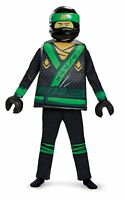 Lloyd LEGO Ninjago Movie Deluxe Kids Costume