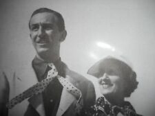 NEW, Black and White photo of Walt and Lillian Disney    Fast Shipping!