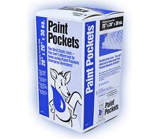 20x20 Paint Pockets WHITE Overspray Arrestor 30-Pack