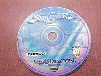 Sega Dreamcast Disc Only Tested Soul Calibur Ships Fast