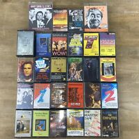 Huge Bundle 28x Mixed Tape Cassettes Joblot Various Artists All Tested Used VGC