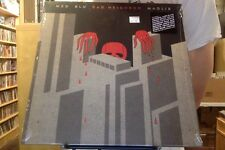 Med Blue Madlib Bad Neighbor 2xLP sealed vinyl + download MF Doom Aloe Blacc