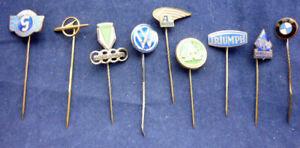 Anstecknadeln Auto/Motorrad Hersteller (Art.4223)
