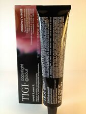 TIGI COPYRIGHT CREATIVE PERMANENT CREAM COLOR 60ML TUBE shade 7- 10