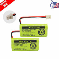 2X Phone Battery for VTech 89-1347-01-00 BT-162342 BT283342 AT&T BT166342 USA