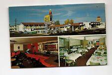 POSTCARD - BAR-X MOTEL Grand Junction, Colorado USA 1960s
