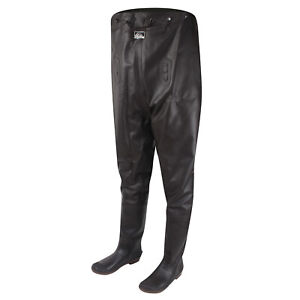 Itasca Rubber Men's Chest Waders (13)- Brown