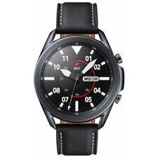 Samsung R840 Galaxy Watch3 Smartwatch 45mm Mystic Black Fitnesstracker Bluetooth