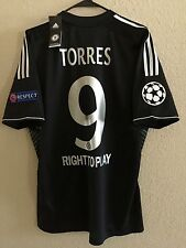 England Chelsea Torres Atletico Player Issue Shirt 7,8,9,10  Match Unworn Jersey