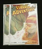 DC COMICS STRANGE ADVENTURES #3 (OF 12) EVAN SHANER VARIANT EDITION (MR)