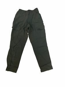 New Endura Lightweight Cycling Black Cargo Pocket Trousers END01N