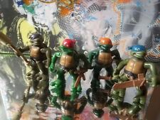 TMNT Teenage Mutant Ninja Turtles Playmates baby turtles lot ~