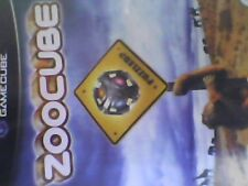 Zoocube (Nintendo GameCube, 2002) - COMPLETE WITH MANUAL FREE POSTAGE