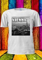 Vienna Austria Dream City Tumblr T-shirt Vest Tank Top Men Women Unisex 1517