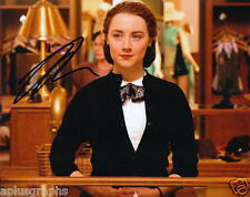 SAOIRSE RONAN.. Brooklyn - SIGNED