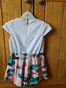 Ted Baker beautiful top size 12 - 18 months worn once excellent  condition