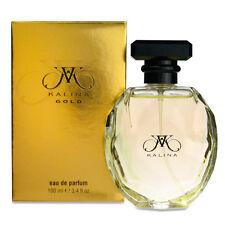 Sandora's KALINA GOLD Women's Perfume 3.4 oz Inspired by Kim Kardashian Gold