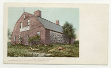 1901 Detroit Photographic View Old Jail York NH A5284
