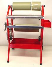 "MASKING MACHINE WITH 3-PAPER ROLLS 6""-12""-18"" 180'-- 3-ROLLS 3M TAPE AUTO PAINT"