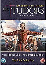THE TUDORS SEASON 4 DVD                                                     #GL#