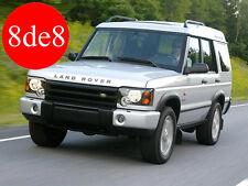 Land Rover Discovery (1996) - Manual de taller en CD