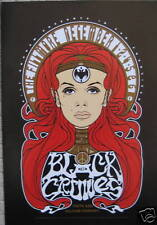 BLACK CROWES Fillmore Poster ORIGINAL BILL GRAHAM Truth & Salvage F1033  Scrojo