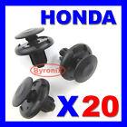 HONDA CIVIC CR-V ACCORD WHEEL INNER ARCH LINING BUMPER SPLASHGUARD TRIM CLIPS 20