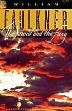Vintage International Ser.: The Sound and the Fury by William Faulkner (1991, Trade Paperback)