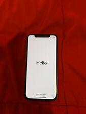 Apple iPhone X 256GB White Unlocked Excellent Condition