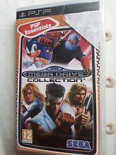 Sega Mega Drive Collection Essentials PSP (SP)