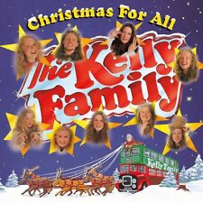 THE KELLY FAMILY - CHRISTMAS FOR ALL   CD NEW+