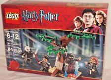 SEALED 4865 LEGO Harry Potter FORBIDDEN FOREST battle Voldemort Hagrid 64 pc set