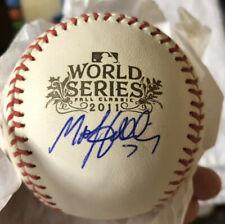 Matt Holliday Signed 2011 World Series Baseball St. Louis Cardinals