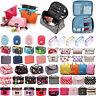 Women Travel Organizer Toiletry Beauty Cosmetic Make Up Handbag Large Cases Bag