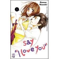 SAY I LOVE YOU 5 - MANGA GP PUBLISHING - NUOVO