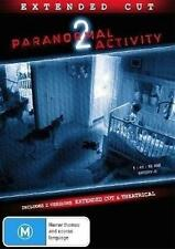 PARANORMAL ACTIVITY 2 Extended Cut DVD NEW